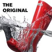 "Your favorite HUNTER boot is back in stock at Pumpz!  ""Tall Original"" in glossy black, matte black and red!  Shop with Pumpz at Galleria - Edina - 952.926.2252."