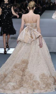 Elie Saab Spring 2009 Couture