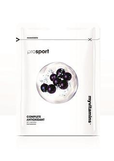 Vitamins Packaging Concepts by Aidan Kenny, via Behance