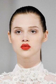 Glossy vs. Matte -- what side are you on? Join the discussion today on chicityfashion.com