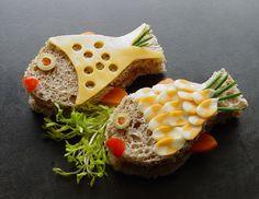 Sandwich Poisson d'Avril sur Wikibouffe
