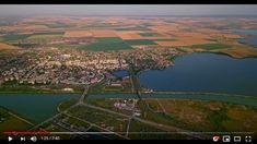 Romania, Airplane View, City Photo