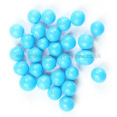 Blue Dragees