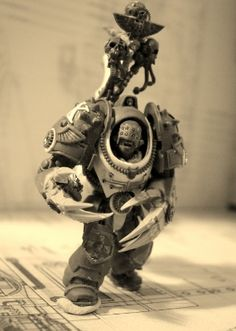 terminator 013 (285x400) - Iron Hands - Gallery - The Bolter and Chainsword