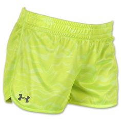 Women's Under Armour Tidal Swell Shorty Shorts
