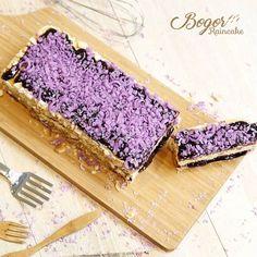 Blueberry Cheese - raincake bogor
