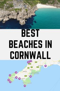 Best Beaches in Cornwall. Most Beautiful Beaches in Cornwall - North Cornwall Beaches - South Cornwall Beaches - Cornwall Hidden Gem Beach A few varied photos that I like Cornwall England, North Cornwall, Devon And Cornwall, England Map, England Houses, Devon Uk, Yorkshire England, Yorkshire Dales, North Wales