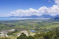 View of the City of Cairns from Kuranda Range Visit us on http://brucestevensdental.com.au