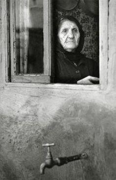 © Herbert List...Waiting...he will return...Faith