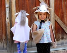 A quick easy and inexpensive diy kids horse costume horse horse cape costume dress up cape by sparrowandbcostumery on etsy solutioingenieria Images