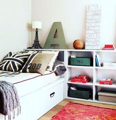 #interiorinspiration #homeinterior #homeideas #homedecoration #smallbedroom #bedroomdesign