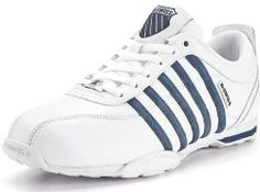 K. Swiss Arvee 1.5 White Navy White New Mens Leather Shoes Trainers Boots-10 | Your #1 Source for Sporting Goods & Outdoor Equipment