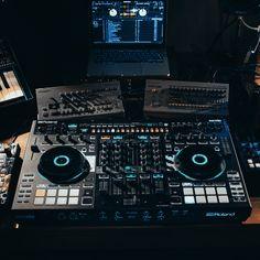 Roland DJ 505 / 707m / 808 DJ Controller – Series Review Dj Setup, Best Laptops, Good Things, Music, Musica, Dj Equipment, Musik, Best Laptop Computers, Muziek