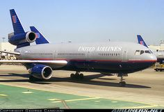 united+airlines+DC10+aircraft | Picture of the McDonnell Douglas DC-10-10 aircraft