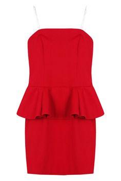 red long dress #duongdayslook #reddress  www.2dayslook.com