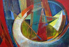 Ellen van Randeraat - Samos Samos, Abstract Art, Van, Colour, Artwork, Painting, Color, Work Of Art, Auguste Rodin Artwork