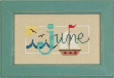 A Bit of June Flip-It Bits model from Lizzie Kate