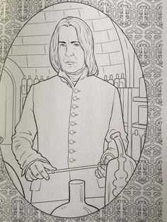 130 best Harry Potter Coloring Pages images on Pinterest | Coloring ...
