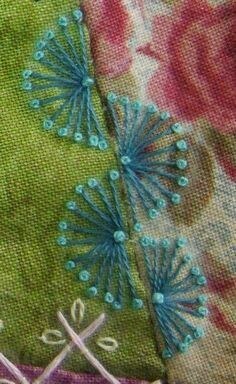 Patchwork embroidery needlework New ideas Felt Embroidery, Creative Embroidery, Hand Embroidery Stitches, Silk Ribbon Embroidery, Hand Embroidery Designs, Embroidery Techniques, Cross Stitch Embroidery, Embroidery Patterns, Quilt Patterns