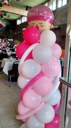Torre Baby Shower Restaurant Lupitas