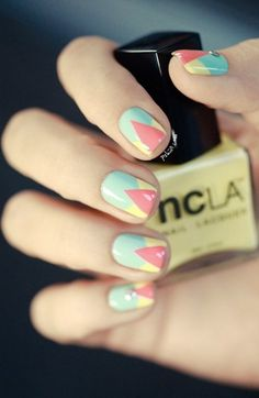 nail art summer #nails