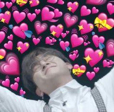 Jooheon, Hyungwon, Kihyun, Funny Kpop Memes, Exo Memes, K Pop, Heart Meme, Cute Love Memes, Kids Icon