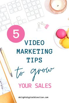 Use these video marketing tips to expand your online presence as a part of your digital marketing strategy. Digital Marketing Plan, Online Marketing, Marketing Ideas, Media Marketing, Content Marketing Strategy, Small Business Marketing, Business Advice, Make Money Blogging, Pinterest Marketing