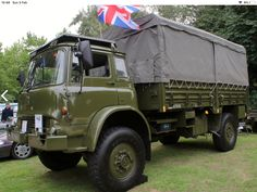 Elsie the army truck