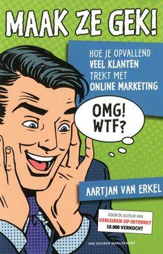 Maak je teksten nog leuker! Voor nog meer sales leads en vertrouwen. Een must read voor iedere ondernemer! Online Marketing, Comic Books, Comics, Cover, Comic Strips, Comic Book, Cartoons, Cartoons, Graphic Novels