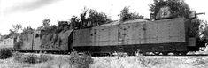 armored train NKPS-42