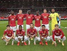 Manchester United Team, Manchester United Wallpaper, Man Utd Fc, Brandon Williams, Jesse Lingard, World Football, Europa League, Man United, Front Row