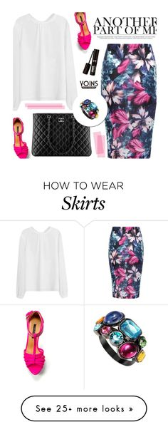 """""""Yoins 14/2.2"""" by merima-kopic on Polyvore featuring mode, Chanel, Zara, yoins et yoinscollection"""