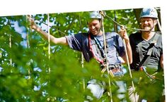 High Rope Climbing Park - Don't miss it while attending the World Congress of #musictherapy 2014 in Austria #WCMT2014  http://wcmt2014.wordpress.com