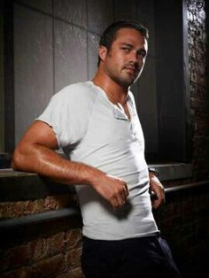 Taylor Kinney as Lieutenant Kelly Severide he is the inspiration for my story