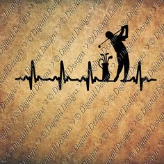 Excited to share this item from my shop: Golf EKG Svg Png Dxf Eps Fcm Ai Cut file for Silhouette, Cricut, Scan n Cut Golfer svg EKG Dad Tattoos, Body Art Tattoos, Tattoos For Guys, Sleeve Tattoos, Taurus Tattoos, Family Tattoos, Tatoos, Ekg Tattoo, Golf Tattoo