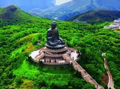 Tian Tan Buddha on Lantau Island, Hong Kong. - You are viewing Photo titled Tian Tan Buddha on Lantau Island, Hong Kong. from the Category Amazing Pictures Tags: Gods Nature Places Around The World, Oh The Places You'll Go, Places To Travel, Places To Visit, Around The Worlds, Travel Destinations, Places Worth Visiting, Travel Pics, Travel Images