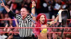 Raw 7/25/16: Charlotte vs. Sasha Banks - WWE Women's Championship Match (Part Three)