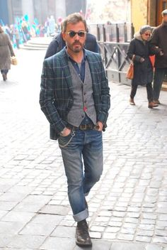 Moda para hombres de 50 años18 (Custom)