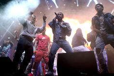 New post on Getmybuzzup- Kendrick Lamar, ScHoolboy Q, A$AP Rocky, Gucci Mane, Rae Sremmurd, Lil Yachty, Young Thug and more rock the BET Experience at L.A. Live presented by Coca-Cola® at STAPLES Center [Photos]- http://getmybuzzup.com/?p=766265- Please Share
