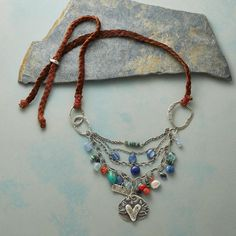 HEART'S DESIRE NECKLACE: View 2