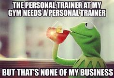 tell it kermit Gym Humour, Workout Humor, Gym Workouts, Sports Humour, Funny Fitness Motivation, Fitness Quotes, Fitness Humor, Gym Quote, Gym Memes