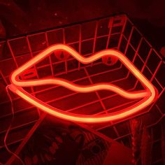 Ninboca Pink Lip Neon Light Sign Led Lips Girls Room Art Decor Light Neon Sign Plug in Wall Light Battery or USB Operated Pink Lip Neon Signs Light up for The Home Kids Room Bar Party Christmas - - Amazon.com