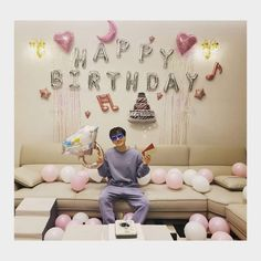 Happy Birthday My Love, Youtube Live, Leeteuk, Super Junior, Kpop, Instagram, Home Decor, Twitter, Decoration Home