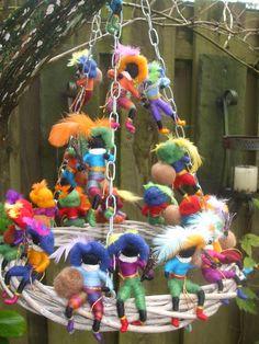 Pietendans Needle Felting, Christmas Diy, Diy And Crafts, December, Seasons, Winter, Party, Winter Time, Seasons Of The Year