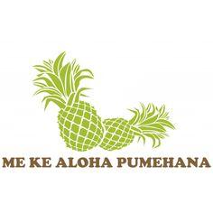 """With All the Warmth of My Love"" Aloha Spirit, Hawaiian Quilts, Paradise On Earth, Cute Little Things, Island Girl, Hawaiian Islands, Hawaii Travel, Botanical Illustration, Tattoo Inspiration"