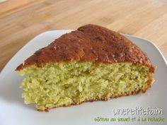 Gâteau yaourt pistache