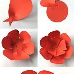 Ideas para hacer flores de papel gigantes DIY | Mis Manualidades y mas