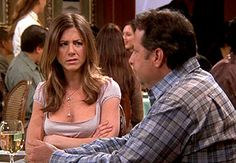 Every Outfit Rachel Wore On 'Friends': Season 9 Friends Season, Friends Tv Show, Rachel Green, It Movie Cast, It Cast, Jon Lovitz, Joey And Phoebe, Dating In New York, Daddy