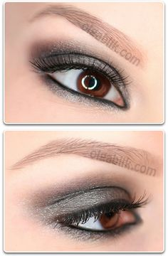 Makeup Tutorial Smokey eyes with MAC Mineralize Eyeshadow