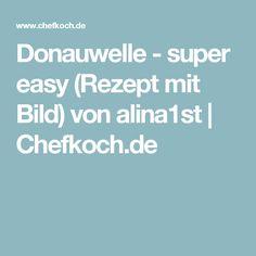 Donauwelle - super easy (Rezept mit Bild) von alina1st | Chefkoch.de